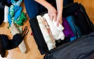 Как компактно сложить вещи в чемодан и ничего не забыть. Как правильно складывать вещи — простые советы, которые упростят вашу жизнь