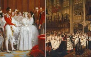 Модные тенденции и фасоны платьев девятнадцатого века. Старинные свадебные платья Свадебные платья в стиле 18 19 века