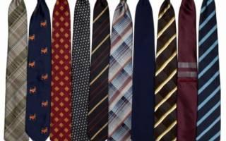 Правильно по цвету подбираем галстук к рубашке с длинным и коротким рукавом. Советы профессионалов: как выбрать галстук к костюму мужчины правильно