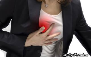 Сильно болит грудь при грудном вскармливании. Причины боли в молочной железе и повышения температуры при лактации
