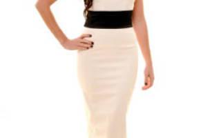 Классическое черное платье футляр. Платья-футляр – универсальная вещь для вечеринок и офисной жизни. Платье футляр можно одеть на любое мероприятие