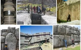 Самый большой камень в мире. Самый большой и загадочный строительный камень в мире