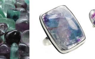 Камень флюорит. Плавиковый шпат, или флюорит: описание, свойства и применение