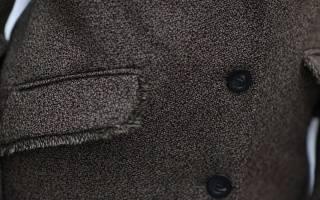 Как почистить любое пальто в домашних условиях. Как легко почистить или постирать шерстяное пальто в домашних условиях