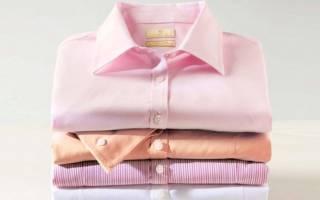 Как сложить рубашку, чтобы она не помялась? Полезные советы. Как правильно сложить рубашку, чтобы не помялась