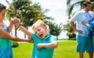Всей семьей – на природу или малыш на «празднике жизни. Отдых на природе всей семьёй