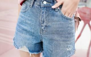 Дениму дорогу: модные джинсовые шорты на лето и с чем их носить. Модные джинсовые шорты: с чем носить