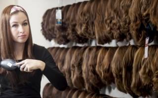 Надеть шиньон. Как носить парик: советы по хранению, одеванию и уходу