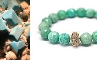 Амазонит камень. Лечебные качества целебного минерала. Украшения с амазонитом