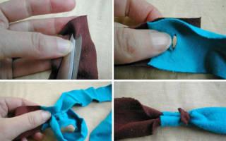 Коврик крючком из лент. Вяжем коврики крючком: варианты, советы, рекомендации. Плетение ковриков из старых вещей: доступный мастер-класс