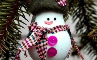 Игрушки из лампочек на Новый год своими руками: делаем новогодние украшения из старых лампочек. Ёлочная игрушка из лампочки в технике декупаж. Мастер-класс с пошаговыми фото