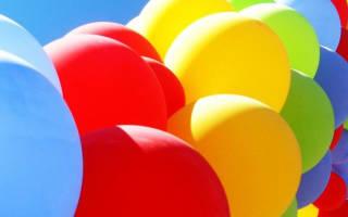 Украсить на день рождения шарами три года. Как украсить комнату своими руками на День рождения. Идеи с фото: украшение шарами, мишурой, поделками из бумаги