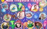 Плакат с днем рождения мальчику 1 год. Постер для девочки на годик с лисичкой. Плакат, стенгазета на День рождения ребенку из сладостей: идеи, фото, шаблоны