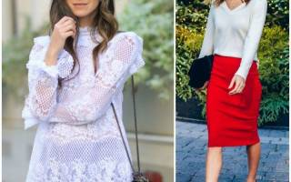Как выбрать стиль одежды. Как подобрать стиль одежды для себя? Фигура типа «Прямоугольник»