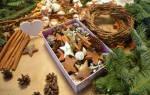 Рождественские венки своими руками на год. Как сделать традиционный новогодний венок на дверь. Новогодний венок из бисера