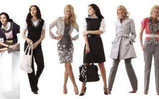 Советы по выбору стиля в одежде. Базовые правила формирования гардероба. Женщинам со средней фигурой нужно знать
