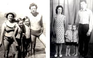 Семьи братьев пономаренко. Пномаренко, фото, биография