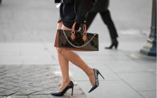 Вредно ли ходить на каблуках: мнения экспертов. Почему носить высокие каблуки вредно