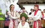 Обычаи и обряды сватовства. Русские свадебные традиции: сватовство, помолвка, девичник, венчание, встреча молодых