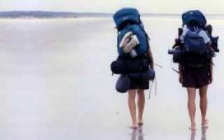 Какие вещи нужно брать с собой в поход. Собираетесь в поход? Список необходимых вещей. Полезные советы путешественникам