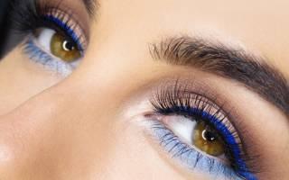 Как красиво накрасить глаза в домашних условиях. Как правильно накрасить глаза — пошаговая инструкция. Черным карандашом — поэтапная фото-инструкция