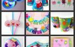 Как украсить комнату на день рождения ребенка — интересные идеи. Разные панно, картины. Выбор цвета, в котором пройдет вечер