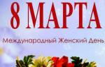 Первое празднование 8 марта. Международный женский день — история и традиции праздника