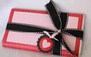 Подарки своими руками не сложные. Подарок парню или девушке своими руками. Маленькое любовное послание