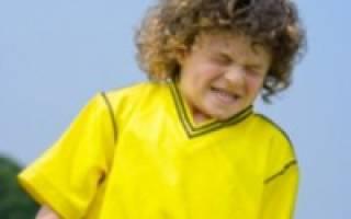 Первые признаки сотрясения у детей. Как возникают сотрясения, основные причины. Экстренные меры и лечение сотрясение головного мозга