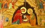 Рождество: история и традиции праздника. Рождество Христово (традиции празднования)