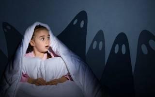 Почему ребенку снятся страшные сны. Что делать, если ребенку снятся кошмары