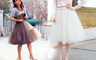 Длинная юбка туту из фатина для взрослого. Как сшить юбку из фатина: мастер-класс с фото