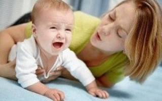 Причины рвоты у малыша. Рвота у грудного ребенка – основные причины и что делать при этом