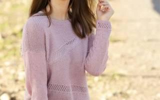 Простая схема вязания спицами свитера: удобно и бесплатно. Вяжем джемпер, свитер, пуловер. МК с описанием, схемы и видео