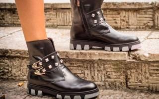 Модные ботинки без каблука. Обувь без каблука: стильные идеи для весны и лета