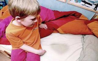 Как лечить ночной энурез детей. Способы лечения энуреза у детей и подростков? Лечение дневного энуреза у детей