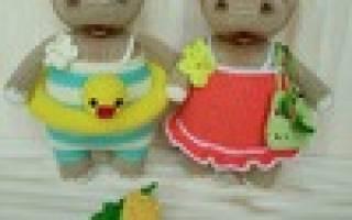 Вязаные игрушки амигуруми новинки. Амигуруми для начинающих. Вязание крючком игрушек со схемами и описанием работы