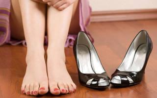 Почему обувь натирает ноги. Что делать, чтобы обувь перестала жать в пятке и натирать ноги