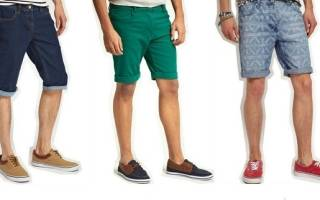 Выкройка мужских пляжных шорт. Выкройка мужских шорт на резинке