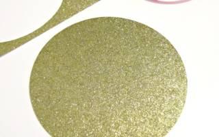 Конус с сегментами как сделать из бумаги. Как сделать конус из бумаги или картона: пошаговая инструкция