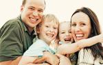Гармония в семье — дело тонкое! Гармония в семье и браке. Семья глазами православного психолога