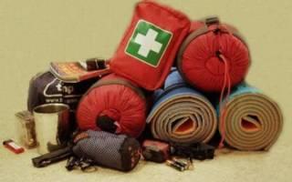 Что взять с собой в поход: список вещей и правила сборов. Как собрать рюкзак в поход — советы бывалых туристов