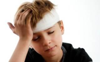 Сотрясение у детей до года. Сотрясение мозга у ребенка: симптомы, признаки, лечение