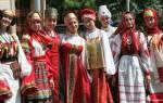 Название старинной одежды на руси. Разновидности русской национальной одежды, мотивы в современном костюме