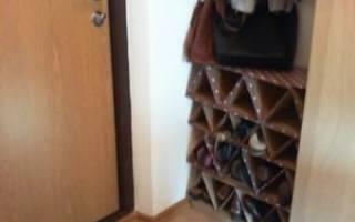 Органайзер для обуви из доступных материалов. Как сшить органайзеры для дома