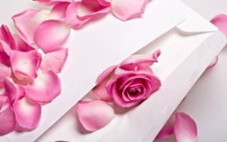 Прекрасные письма о любви любимому мужчине. Любовные письма девушке