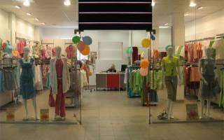 Названия торговых отделов. Название для магазина модной одежды и обувного салона. Что дает удачное название магазина