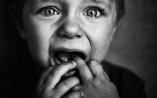 Признаки возникновения и лечение испуга у ребенка. Признаки испуга у ребенка и способы самостоятельного лечения грудничка в домашних условиях