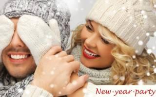 Новый год для двоих: лучшие идеи. Как необычно встретить новый год с любимым