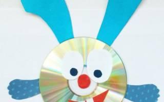 Как сделать смешариков из дисков и бумаги. Смешарики из дисков своими руками пошагово с шаблонами